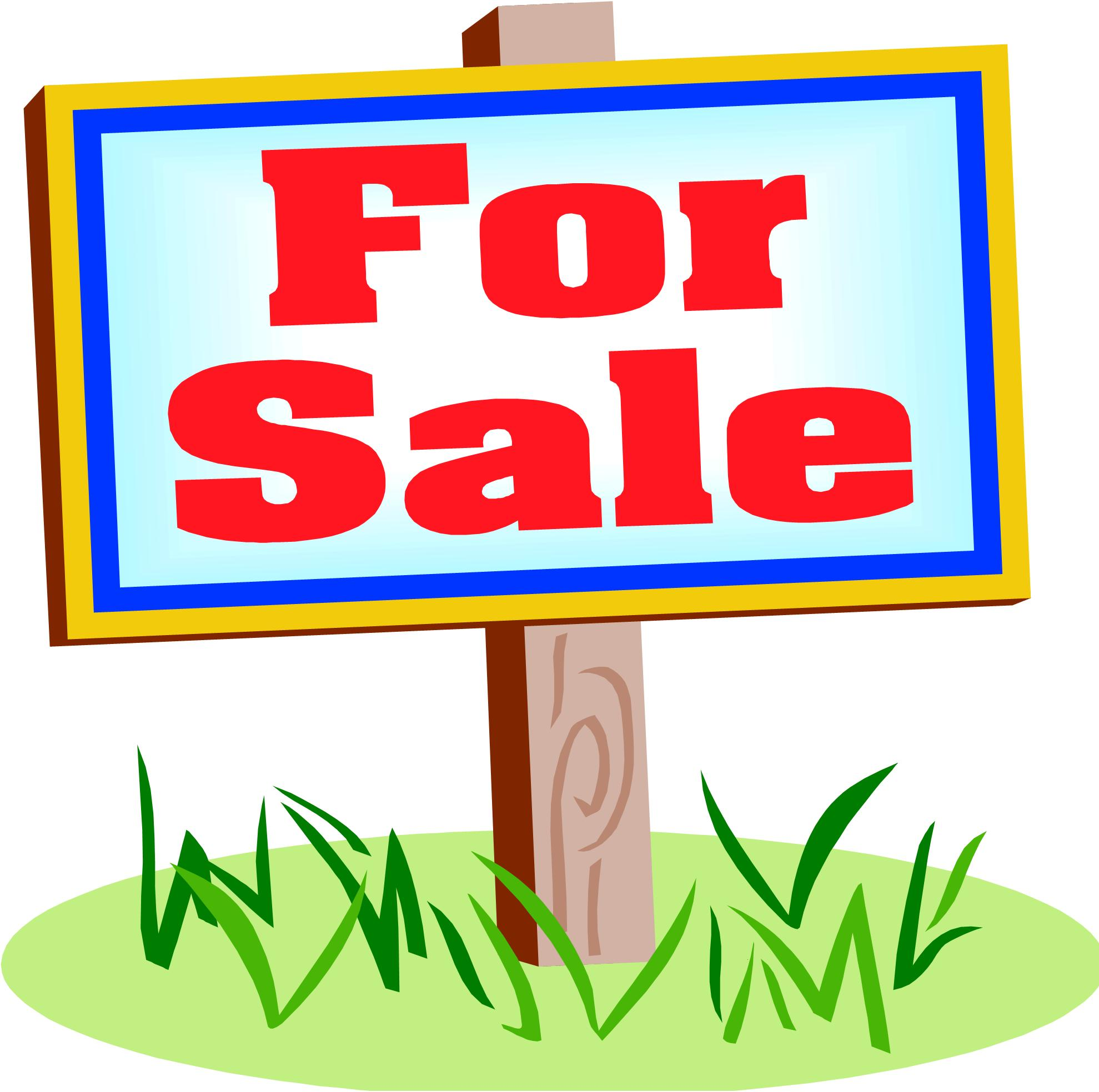 For Sale sign photo