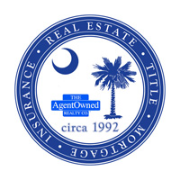 Round AgentOwned Realty logo photo